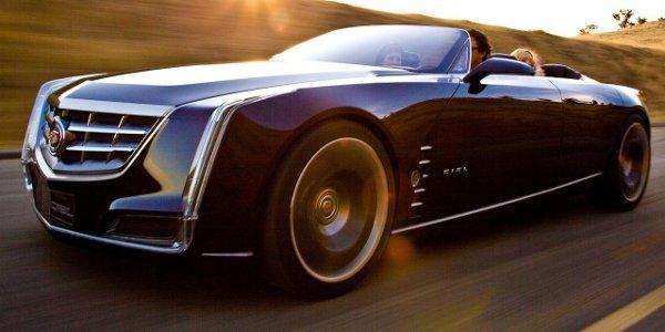 Cadillac Ciel, concept-car surprise