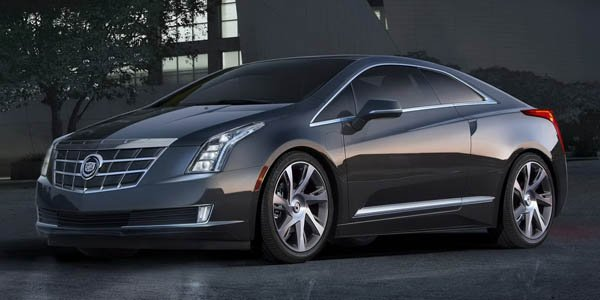 Cadillac ELR : une Volt version coupé