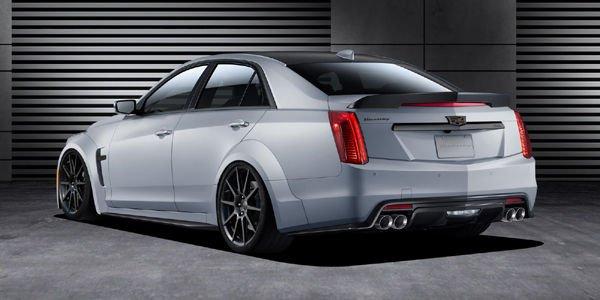 Cadillac CTS-V par Hennessey Performance