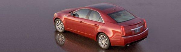 La Cadillac CTS carburera au diesel