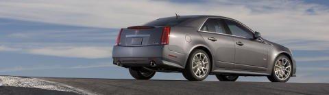 Cadillac CTS-V : chronos et prix canon !