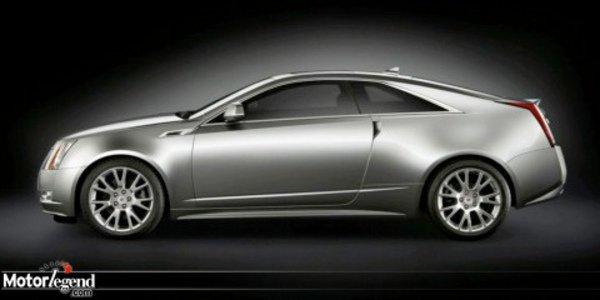 Cadillac CTS : enfin le Coupé !