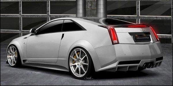 Hennessey Cadillac CTS-V Coupé V1000