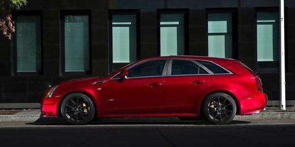Hennessey pousse la Cadillac CTS-V Wagon à 1200 ch