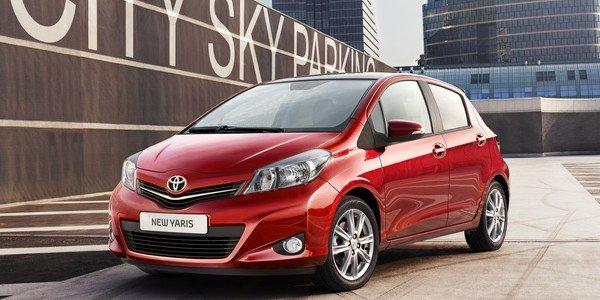 Grande campagne de rappel pour Toyota