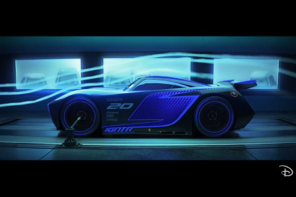 CARS 3 : nouvelles images inédites