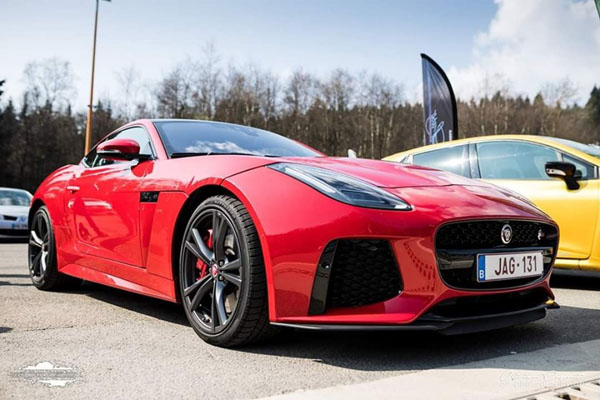 Agenda : Cars and Coffee à Bois de Villers