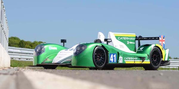 Caterham entre dans la course au Mans