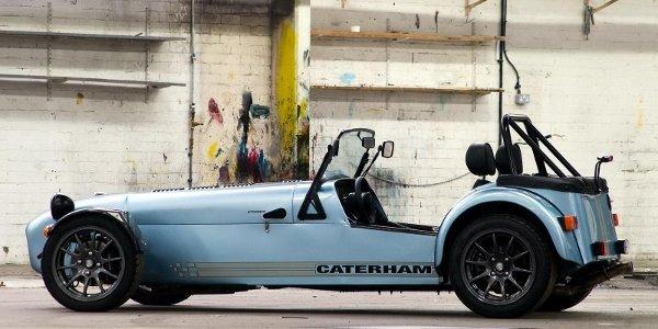 Caterham se lance sur le marché indien