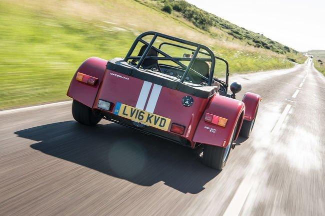 Caterham Cars présente la Seven 310