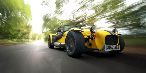 Officiel : Caterham Supersport R