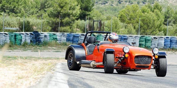 Caterham Seven 485 : le sport accessible