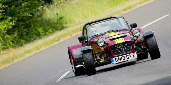 La Caterham 620R à Goodwood