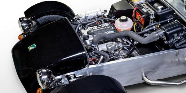 Un moteur Suzuki pour la Caterham Seven
