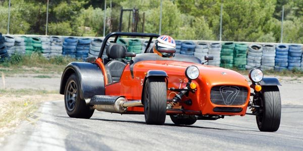 Exportations record pour Caterham Cars