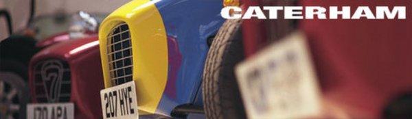 Caterham à moteur Ford : acte 2