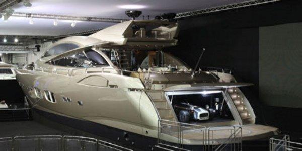 Une Caterham avec votre Yacht ?