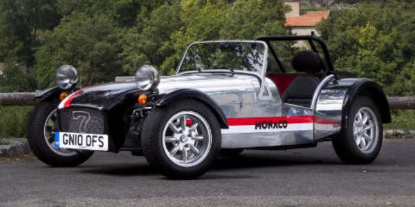 Caterham Roadsport 125 Monaco