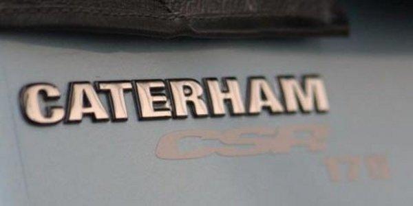 Caterham : bientôt un nouveau modèle ?