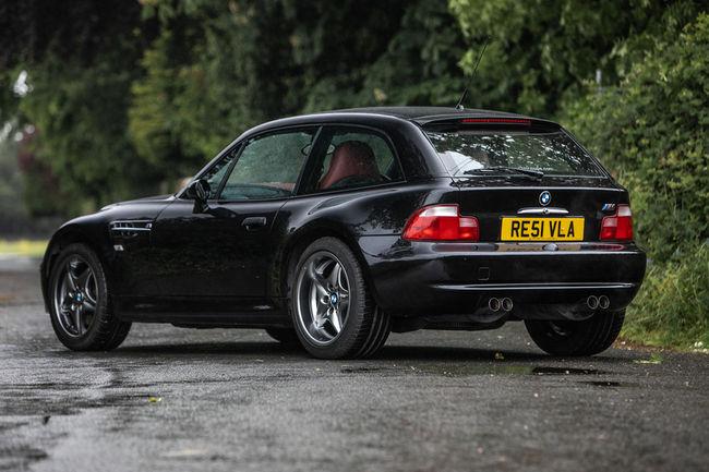 CCA : des sportives badgées BMW pour la vente d'août
