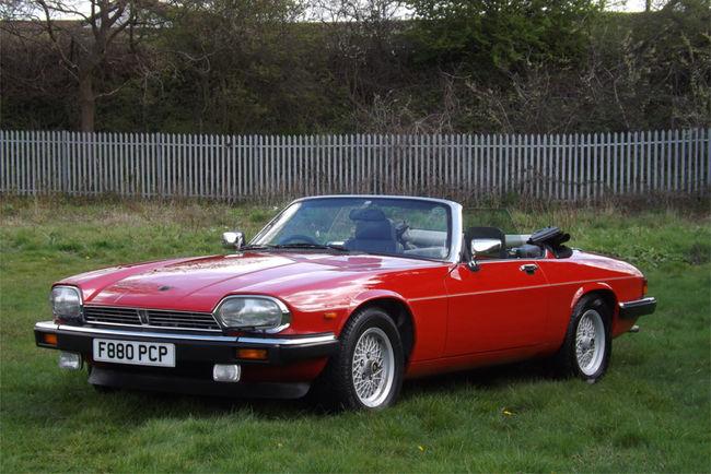 CCA : des modèles Jaguar à Leamington Spa