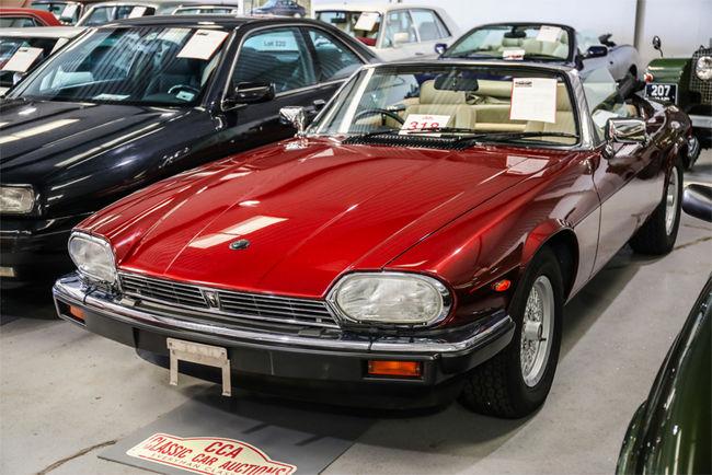 Classic Car Auctions : les résultats de la vente de mai