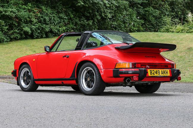 Vingt modèles Porsche sur la vente CCA de Septembre