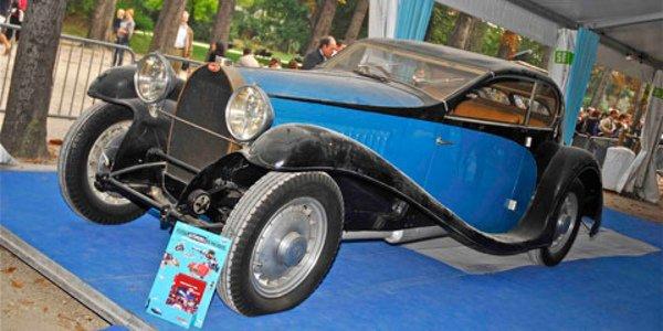 Centenaire Bugatti