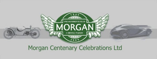 Centenaire Morgan à Cheltenham
