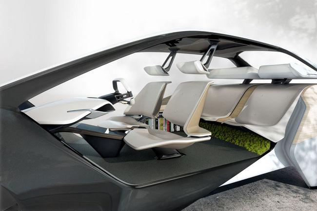 CES : Concept BMW i Inside Future