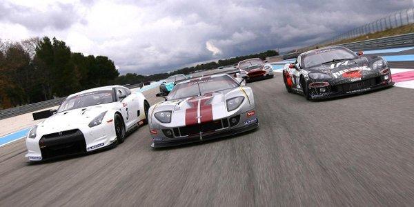 Nouveau championnat FIA GT en 2012