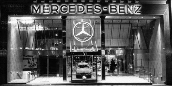 Changements chez Mercedes France