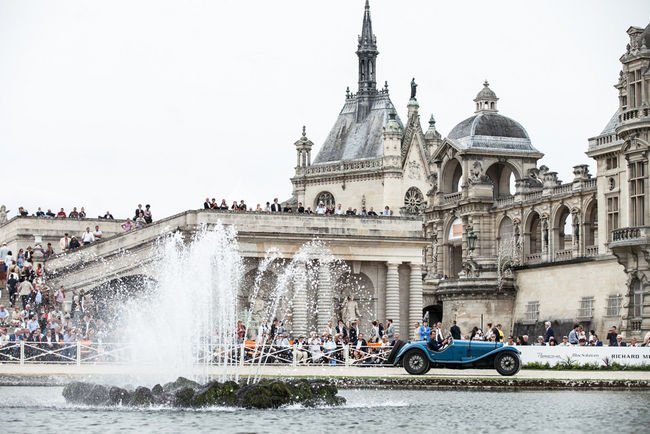 Chantilly Arts et Élégance : 4ème Concours d'État