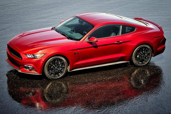 Camaro vs Mustang : Chevrolet prend le dessus