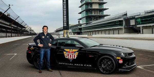 Indy 500 : une Camaro Z/28 Pace Car