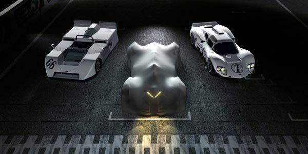 Concept Chevrolet Chaparral 2X Vision Gran Turismo