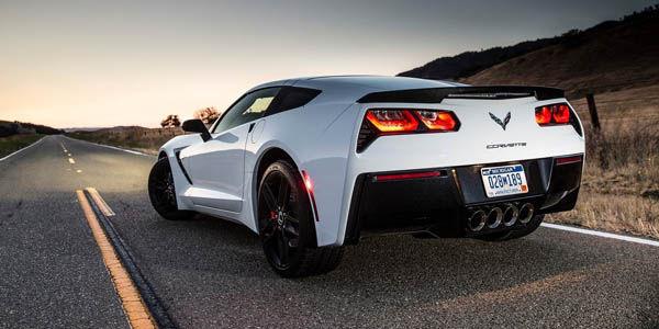 Excellentes ventes pour la Corvette C7 Stingray