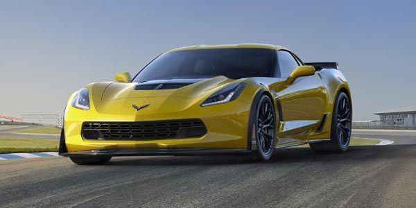 La Chevrolet Corvette Z06 à partir de 99 500 €