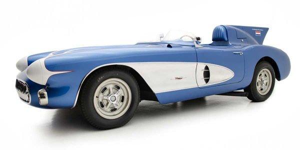 A vendre : Corvette SR-2 Sebring de 1956