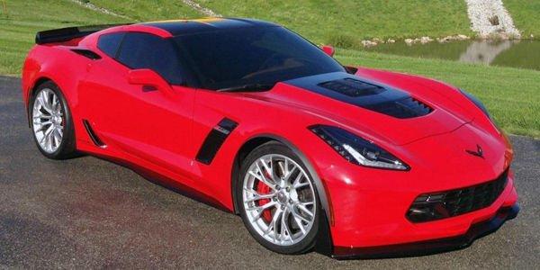 Callaway booste la Chevrolet Corvette Z06
