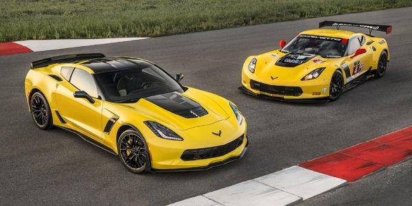 La première Corvette Z06 C7.R Edition vendue aux enchères