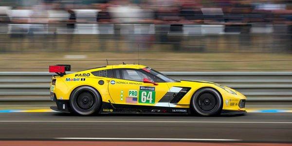 Le Mans : Corvette Racing annonce ses pilotes