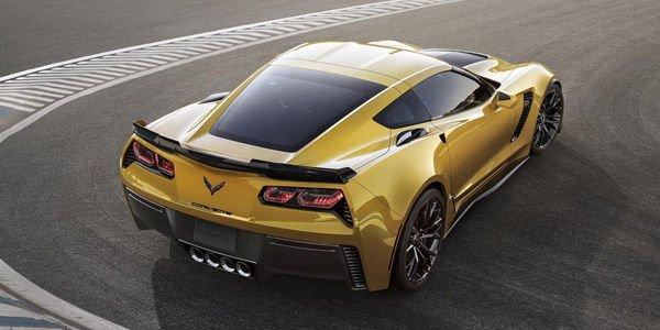Corvette E-Ray : bientôt une Vette électrique ?