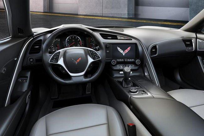 Configurez la Chevrolet Corvette Grand Sport
