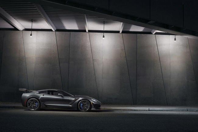 La première Corvette ZR1 2018 proposée aux enchères