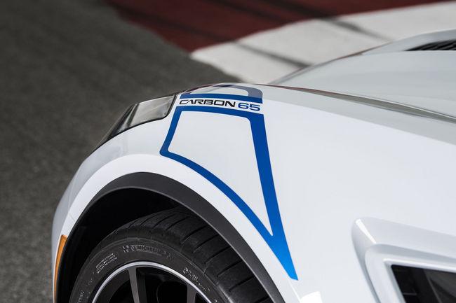 Barrett-Jackson : la première Corvette Carbon Edition 65 aux enchères