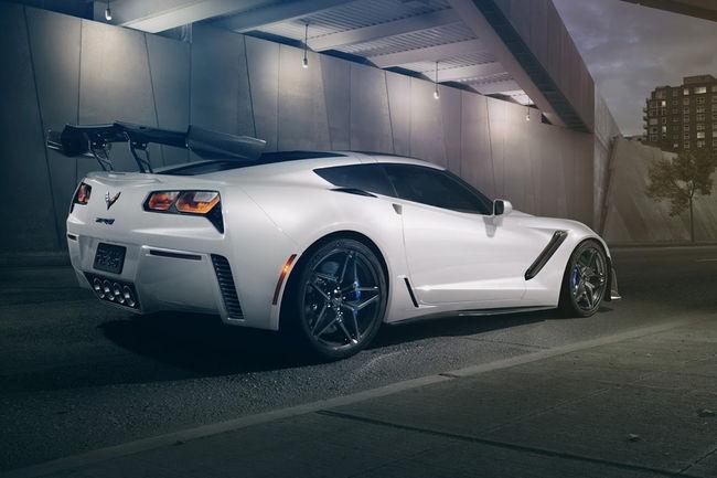 1 200 ch pour la Corvette ZR1 Hennessey Performance