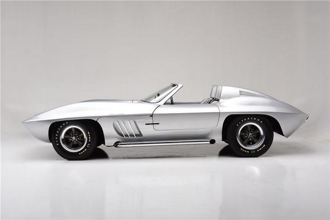 Barrett-Jackson : Chevrolet Corvette 1958 Centurion