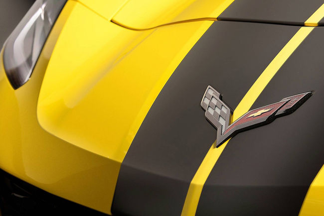 Hertz propose la Corvette Z06 à la location