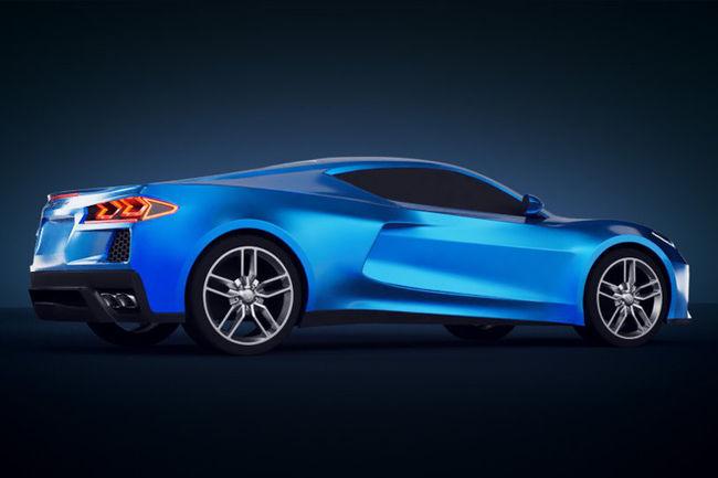 L'arrivée de la nouvelle Corvette C8 repoussée ?